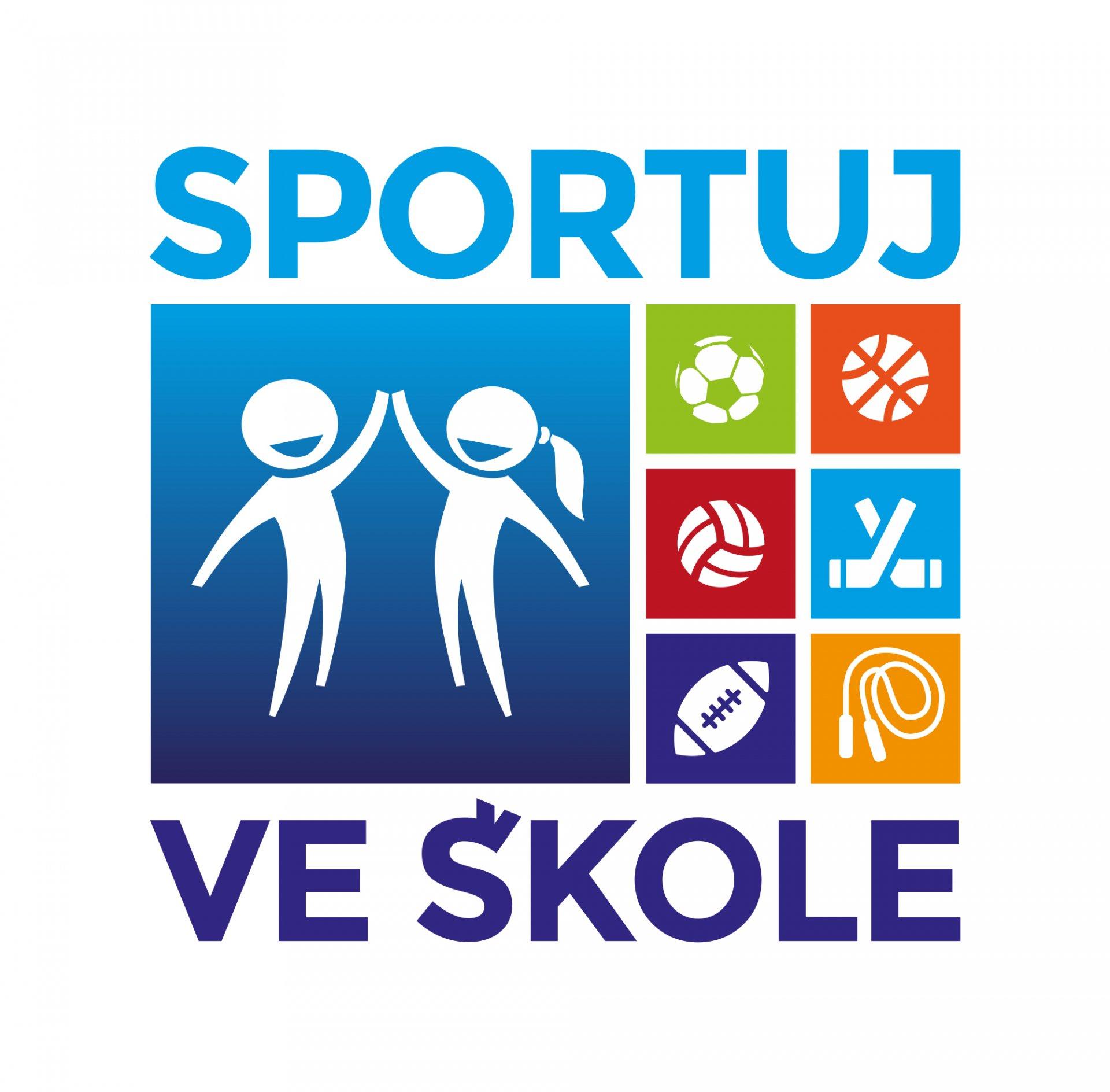 Image result for sportujeme ve škole